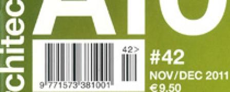 publicatie A10 - new european architecture