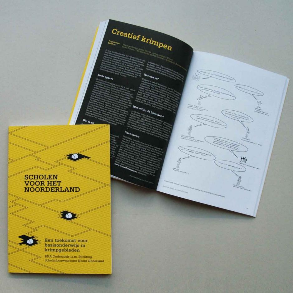 Publicatie 'Scholen voor het Noorderland' gepresenteerd