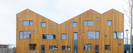 mijn houten huis  6 t/m 10