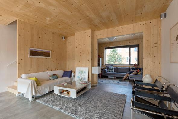 Mijn houten huis maat works